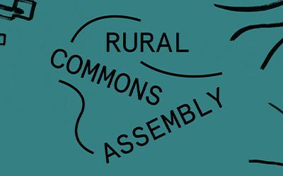 The Rural Commons Assembly –  part of DA!ZWISCHEN, Magic Carpets Innsbruck #4